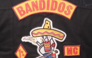 Bandidos til fest i Holbæk