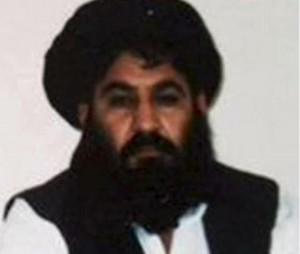 Taliban-leder dræbt i et droneangreb