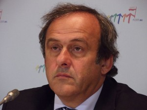 DBU støtter Platini som FIFA-præsident