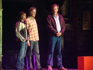 Top Gear-trioen skal lave tv for Amazon